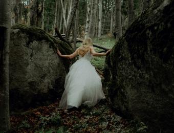Shooting for PALOMA FASHION, Designer Polya Kinova 6