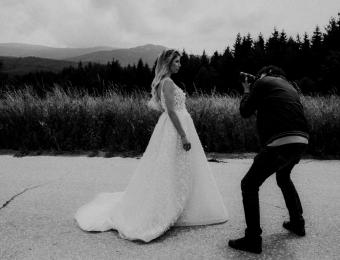 Shooting for PALOMA FASHION, Designer Polya Kinova 44