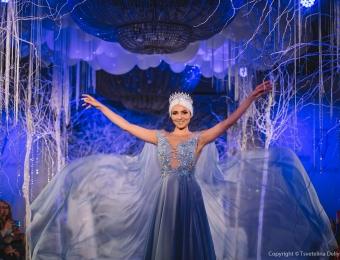 Ледена Кралица | Сватбени рокли от Paloma Fashion