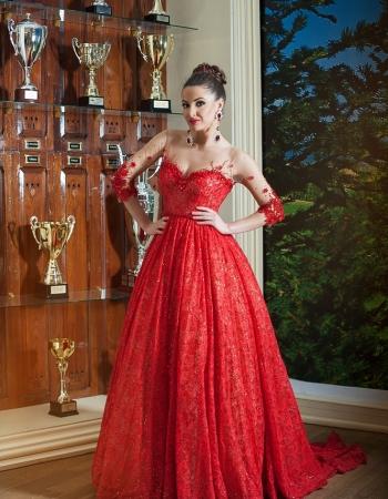 Официална рокля Madelin, колекция 2016