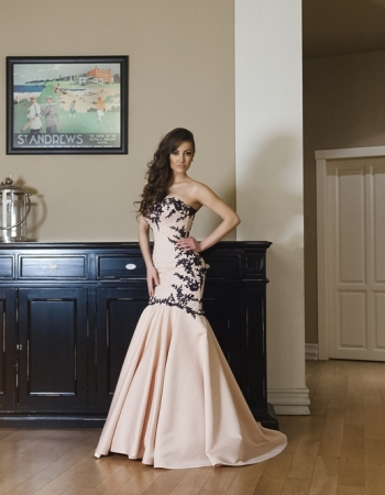 Официална рокля Constance, колекция 2016