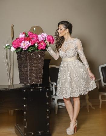 Официална рокля Vivian, колекция 2016