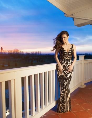 Официална рокля Miranda