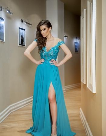 Официална рокля Deniz, колекция 2016