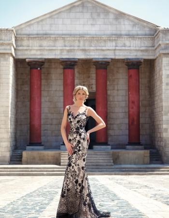 Официална рокля Kylie, колекция 2017