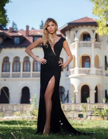 Официална рокля Black Pearl, колекция 2017