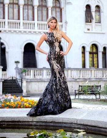 Официална рокля Elinor, колекция 2017