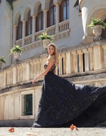 Официална рокля Georgia, колекция 2017