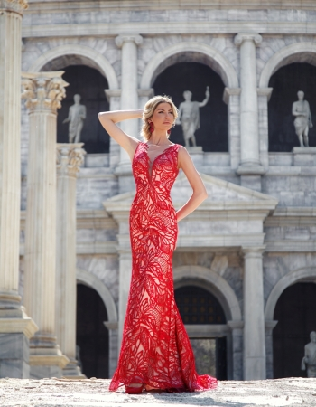 Официална рокля Lauren, колекция 2017