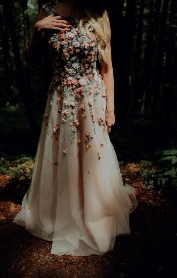 Официални рокли 2018 - 1