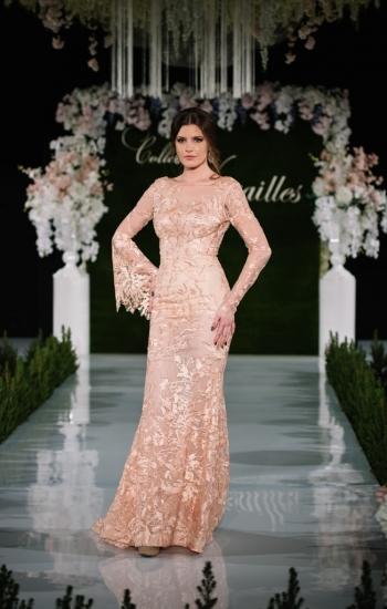 Официални рокли 2018 - 17