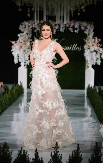 Официални рокли 2018 - HAUTE COUTURE COLLECTION VERSAILLES