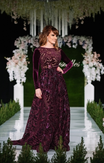 Официални рокли 2018 - 47