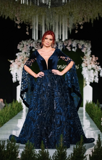 Официални рокли 2018 - 48