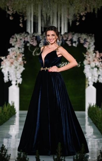 Официални рокли 2018 - 49