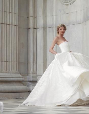 Сватбена рокля Gabrielle, колекция 2017