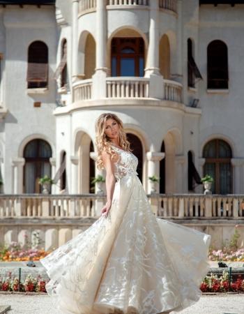 Сватбена рокля Florencia, колекция 2017