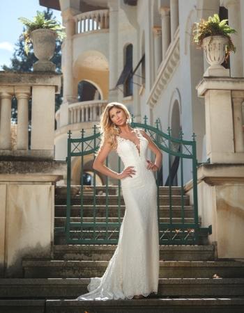 Сватбена рокля Nicole, колекция 2017
