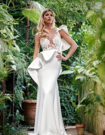 Сватбена рокля Paola, колекция 2017