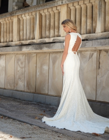 Сватбена рокля Paris, колекция 2017