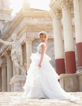 Сватбена рокля Amelia, колекция 2017