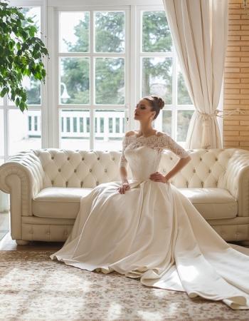 Сватбена рокля Emma, колекция 2016