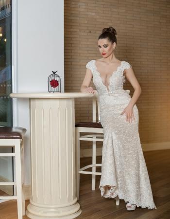 Сватбена рокля Chloe, колекция 2016