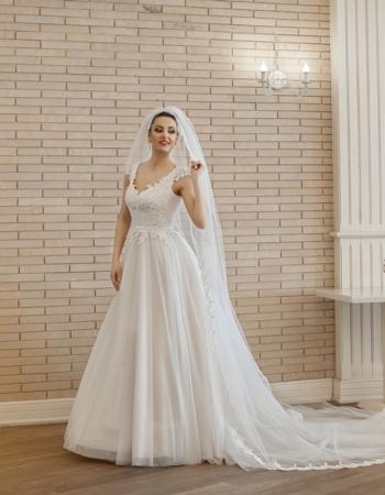 Сватбена рокля Isidora, колекция 2016