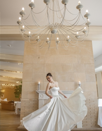 Сватбена рокля Vanessa, колекция 2016