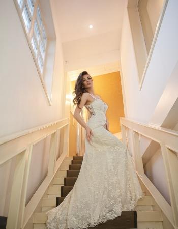 Сватбена рокля Janine, колекция 2016