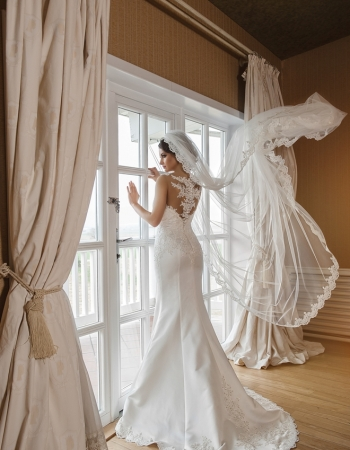 Сватбена рокля Amanda, колекция 2016