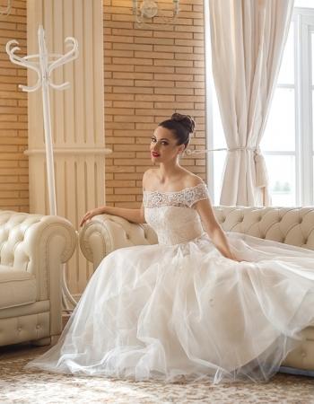 Сватбена рокля Teresa, колекция 2016