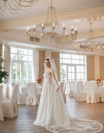 Сватбена рокля Patricia, колекция 2016