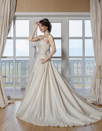Сватбена рокля Beverly, колекция 2016