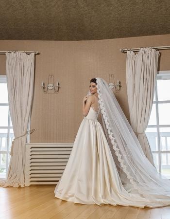 Сватбена рокля Charlotte, колекция 2016
