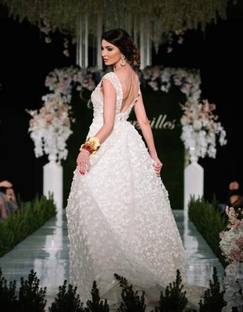 Сватбени рокли 2018 - HAUTE COUTURE COLLECTION VERSAILLES 2018