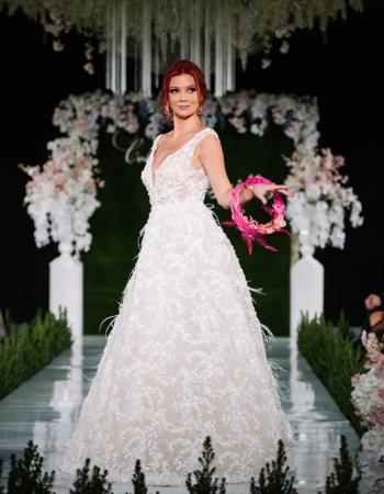 Сватбени рокли 2018- HAUTE COUTURE COLLECTION VERSAILLES 2018