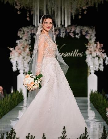 Сватбени рокли 2018 - 15
