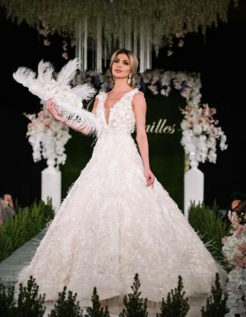 Сватбени рокли 2018 - 17