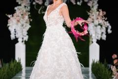 Сватбени рокли 2018- 13