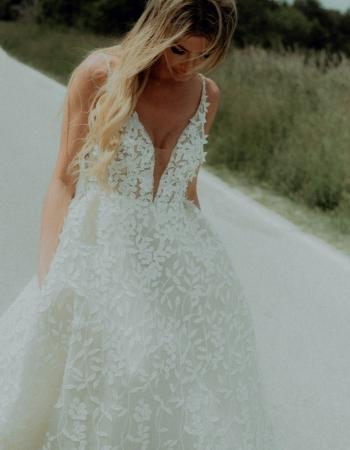 Сватбени рокли | Колекция Лято 2018 12