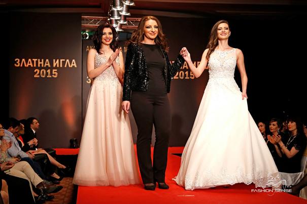 Престижните награди Златна игла 2015