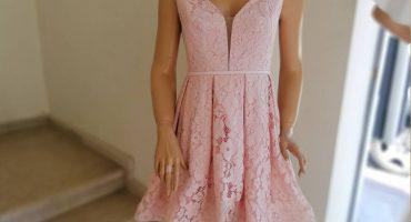 В магазина на PALOMA FASHION за сватбени и официални рокли