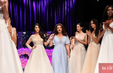 Сватбени рокли на дизайнерката Поля Кинова 7
