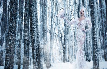 Сватбени рокли на дизайнерката Поля Кинова 3
