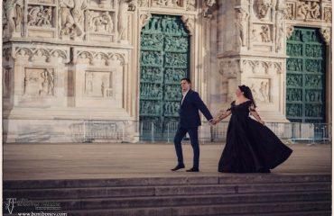 Сватбените рокли на Paloma Fashion в Италия