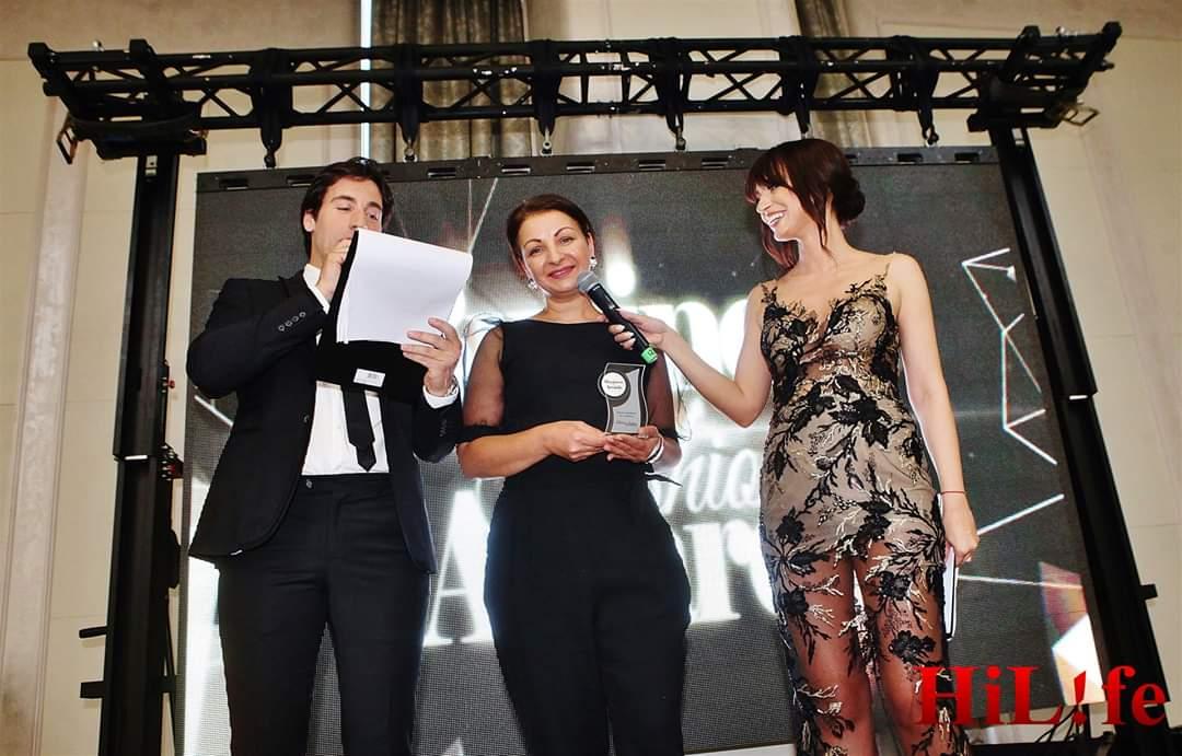 PALOMA FASHION и дизайнер Поля Кинова бяха удостоени с приза Моден Дизайнер на Годината! 4