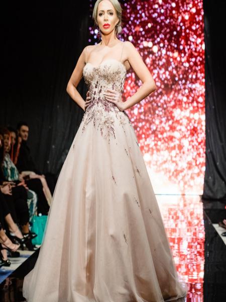 Абитуриентска рокля 2021 Butterfly