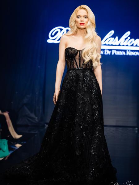 Официална рокля Black magic