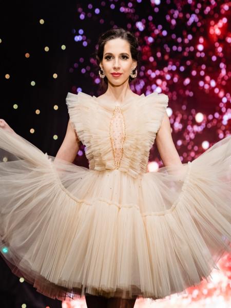 Къса официална рокля Sarah